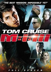 Mission - Impossible III (Full Screen Edition)