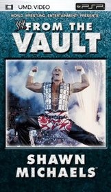 WWE: From the Vault - Shawn Michaels [UMD for PSP]