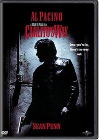 Mc-carlitos Way [dvd] [movie Cash/special Collectors Ed]-nla