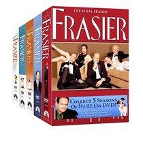 Frasier - Five Season Pack (The Complete Seasons 1-4 and the Final Season)