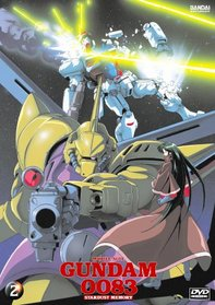 Mobile Suit Gundam 0083: Stardust Memory, Vol. 2