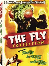 The Fly Collection (The Fly / Return Of The Fly / The Curse Of The Fly)
