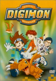 Digimon - Season 1