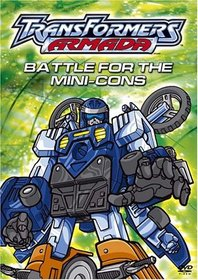 Transformers Armada - Battle for the Mini-Cons