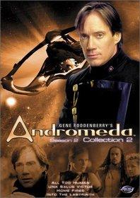 Andromeda Season 2 Collection 2 (Episode 206-209)