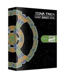 Star Trek Deep Space Nine - The Complete Second Season