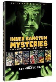 Inner Sanctum Mysteries Complete Movie Collection (Calling Dr. Death / Weird Woman / The Frozen Ghost / Pillow of Death / Dead Man's Eyes / Strange Confession)