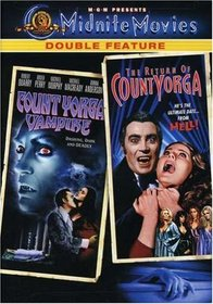Count Yorga Vampire & Return of Count Yorga