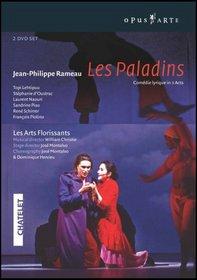 Rameau - Les Paladins / Piau, Naouri, Lehtipuu, d'Oustrac, Piolino, Schirrer, Gonzalez-Toroi, Christie, Paris Opera