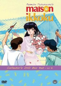 Maison Ikkoku - Collector's Box Vol. 3