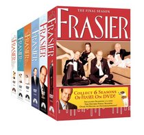 Frasier - Six Season Pack (The Complete Seasons 1-5 and the Final Season)