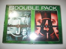 The X-Files: The Complete Third & Fourth Seasons (TV Double Pack)