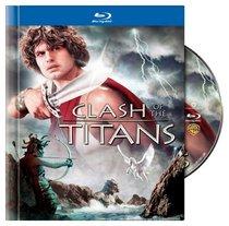Clash of the Titans (Blu-ray Book)