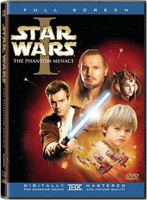Star Wars - Episode I, The Phantom Menace (Full Screen Edition)