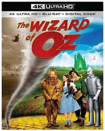 Wizard of Oz (4K Ultra HD + Blu-Ray + Digital)