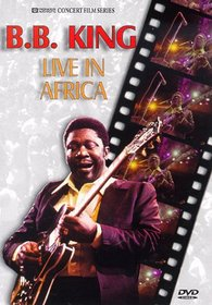 King, B.B. / Live in Africa
