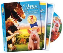 Babe - The Complete Adventure Two-Movie Pig Pack (Widescreen Edition)