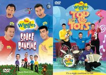 The Wiggles: Space Dancing/Top of the Tots
