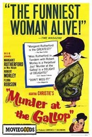 Agatha Christie's Murder At the Gallop
