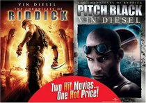 Chronicles of Riddick & Pitch Black (Widescreen Unrated Version)