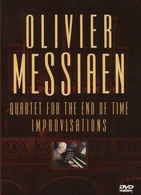 Olivier Messiaen: Quartet for the End of Time/Improvisations