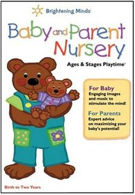 Baby and Parent Nursery - Ages & Stages Playtime