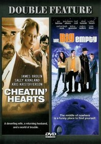 Cheatin' Hearts / The Big Empty (Double Feature) 2-in-1 dvd
