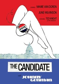 The Candidate / Johnny Gunman [DVD]