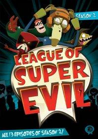 League of Super Evil, Season 2