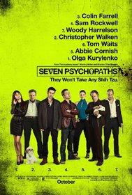 Seven Psychopaths (+UltraViolet Digital Copy)