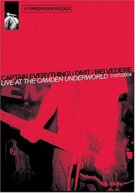 Live at Camden Underground