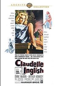 Claudelle Inglish DVD-R