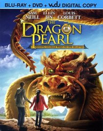 The Dragon Pearl - Finding Courage When No One Believes Blu-ray/DVD Combo