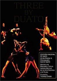 Three By Duato - Nacho Duato