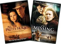 All the Pretty Horses & Missing (2pc) (Sbs)