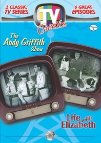 Reel Values TV Classics - Andy Griffith Show/Life With Elizabeth