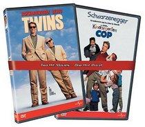 Twins & Kindergarden Cop (2pc) (Full Btb)