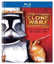 Star Wars The Clone Wars: The Complete Season One (TV Series) [Blu-ray]