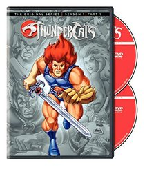 Thundercats: Season 1, Vol. 1: Discs 1 & 2