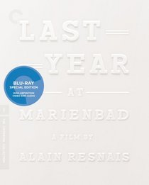 Last Year at Marienbad (Criterion Collection) [Blu-ray]