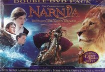 CHRONICLES OF NARNIA: THE VOYAGE OF THE DAWN TREAD Limited Edition DVD Double Pack Includes Explorer Pack DVD