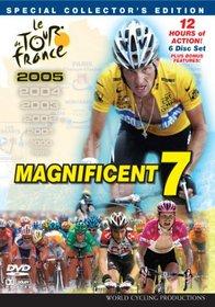 Magnificent 7 (2005 Tour de France 12-Hour DVD; 6 pc.)