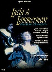 Donizetti - Lucia di Lammermoor / Richard Bonynge, Sydney Opera House