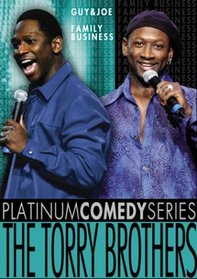 Platinum Comedy Series - The Torry Brothers