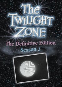 The Twilight Zone: Season 3 (The Definitive Edition)