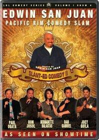 Edwin San Juan's Pacific Rim Comedy A.K.A Slant Ed Comedy II