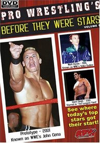 Pro Wrestling's Before They Were Stars, Vol. 1