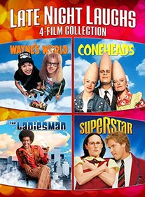 Late Night Laughs 4-Film Collection