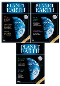Planet Earth: The Complete Series, Vol. 1 - 3