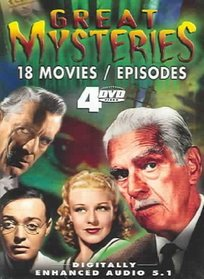 Great Mysteries (4pc)